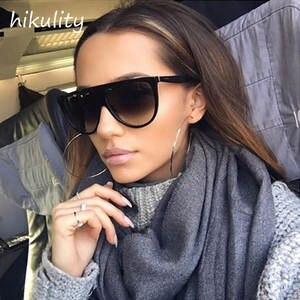 8d01aa12a8e hikulity Vintage Sunglasses Women 2018 Sun Glasses Lunette