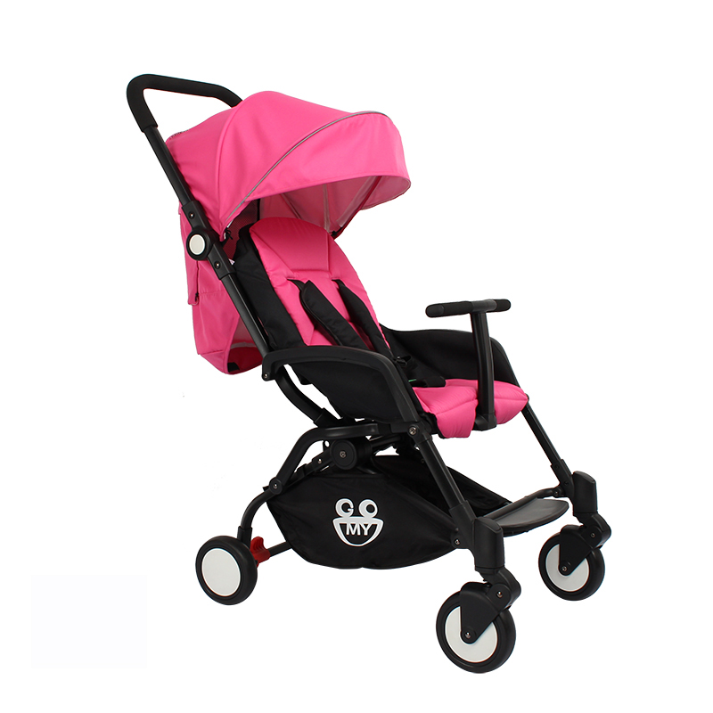 Poussette Baby Stroller Lightweight Travel System Prams Kids Infant Jogger Reversible Carriage Buggy Wheelchair-in Three Wheels Stroller from Mother u0026 Kids ...  sc 1 st  AliExpress.com & Poussette Baby Stroller Lightweight Travel System Prams Kids Infant ...