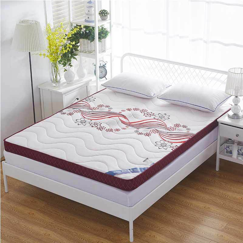Luxury Knitted memory foam mattress high density thickening anti skid single double four seasons folding bed mattress bed product in Mattresses from Furniture Unique - Style Of best memory foam bed Top Search