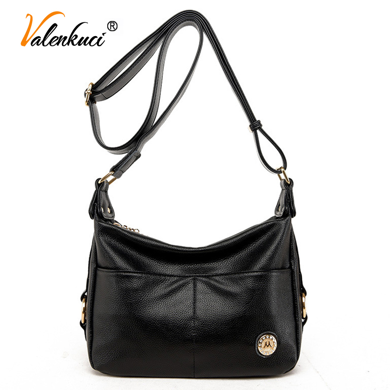 ФОТО Valenkuci new 2017 women bag casual women leather handbags women famous brands women messenger bags shoulder bag ladies SD-600