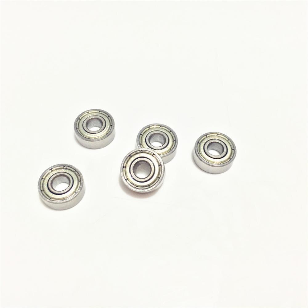 S624ZZ Bearing 4 x 13 x 5 mm Metric Quality Bearings