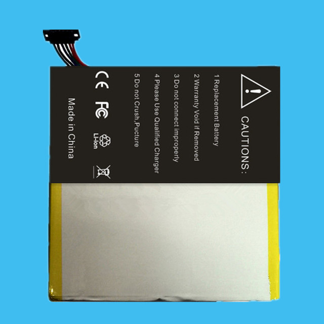 New Arrival Retail 1PC Replacement Battery 3950mah for Asus Memo Pad HD7 ME173X ME173 High Quality