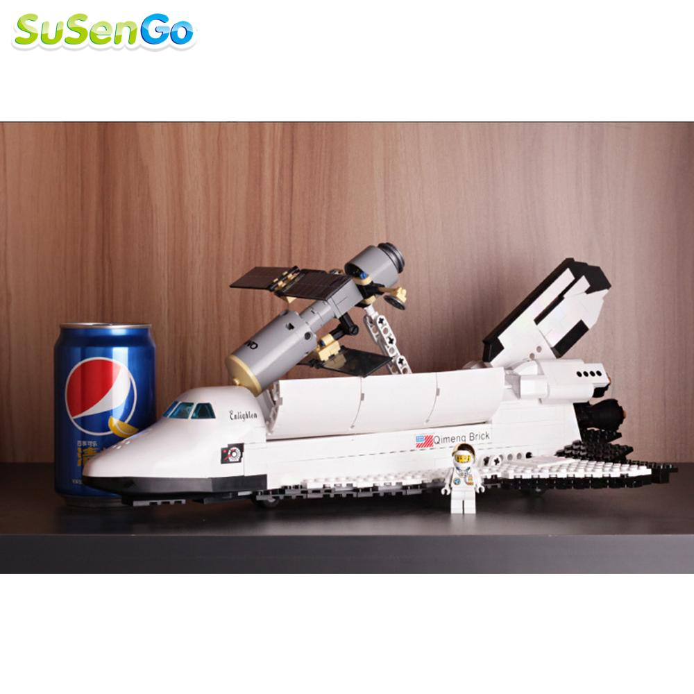Constructing Blocks Massive House Shuttle Minifigures Kids Children Reward DIY Development Enlighten Toys Instructional Mannequin 514
