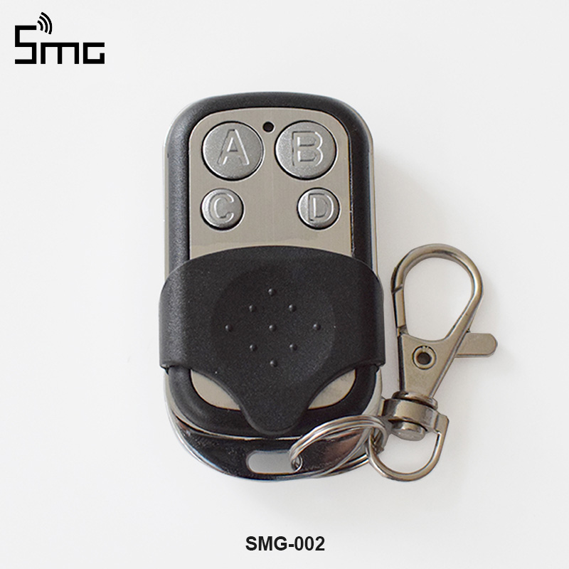 Télécommande et récepteur de commutateur de mot de passe de clavier sans fil pour le contrôle d'accès de porte de porte de garage 433MHz de haute qualité - 6