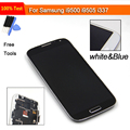 i9500 lcd for Samsung s4 lcd for galaxy i9500 i9505 display screen with touch screen digitizer