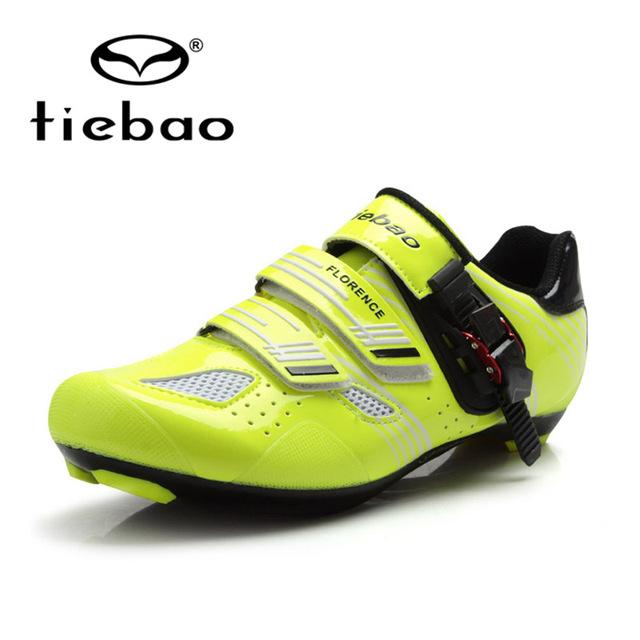 Tiebao ciclismo Ciclismo Sapatos Bicicleta sapatilha zapatillas deportivas hombre Atlético Bicicleta dos homens das mulheres das sapatilhas botas de moto