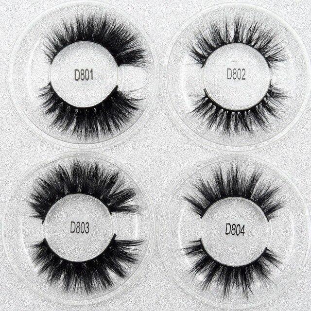 07da0ee356c Visofree Mink Eyelashes 3D Mink Lashes Dramatic Eye Lash Handmade Cruelty-free  Mink Lashes 13
