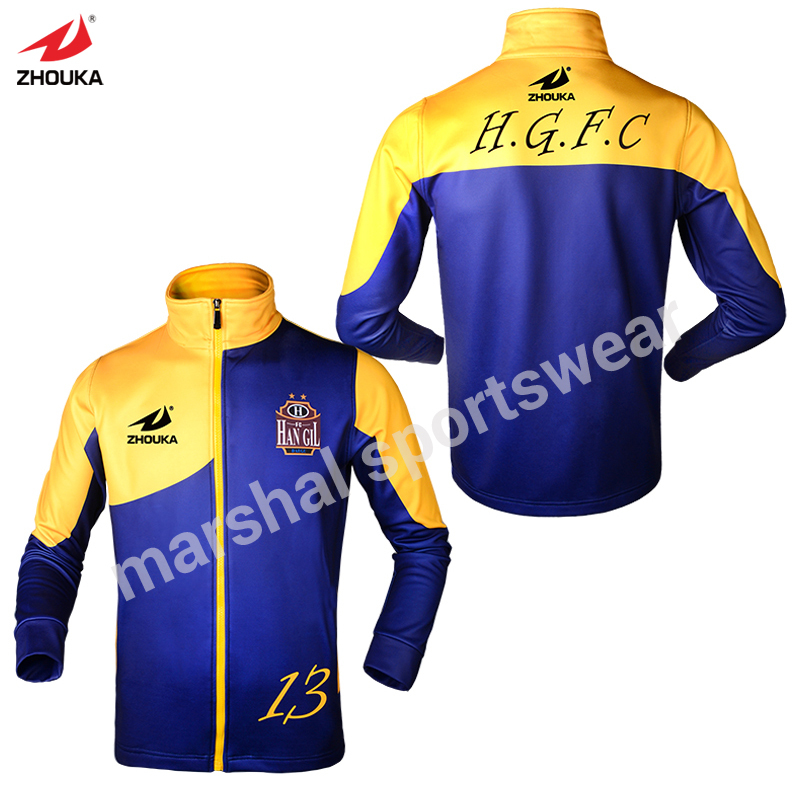 2016 OEM your own team track suit Jacket Uniform,customized any color name number top quality cheapest Men Training Jacket new arrived 2016 team uniform factory oem hockey jerseys embroidery mens tackle twill usa canada czech republic australia