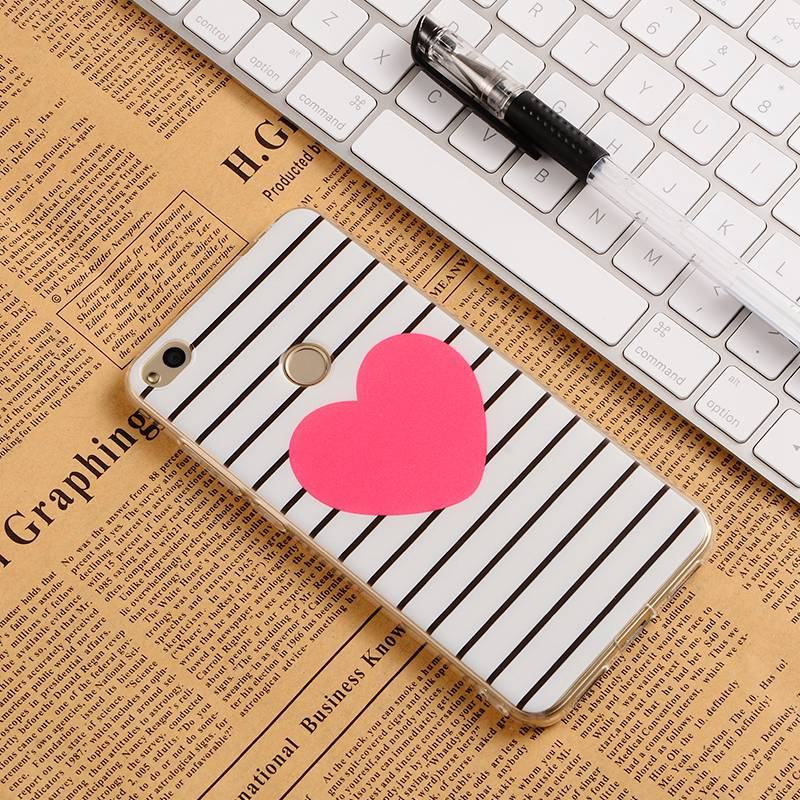 Flower Pattern Phone Case For Huawei P10 P9 P8 Mate 10 9 Lite Y6 Y5 Nova 2I Love Cases Cover For Huawei Honor 9I Capa