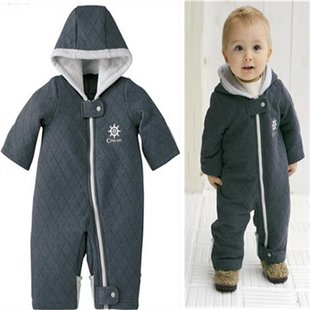 9f81672ee 2012 New!Free shipping Baby wave grain flocking clothing Baby long ...
