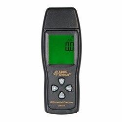 Miernik różnicy ciśnień wyświetlacz LCD manometr powietrza manometr cyfrowy negatywne ciśnienia próżni miernik 0-100 hPa/0- 45.15 w H2O