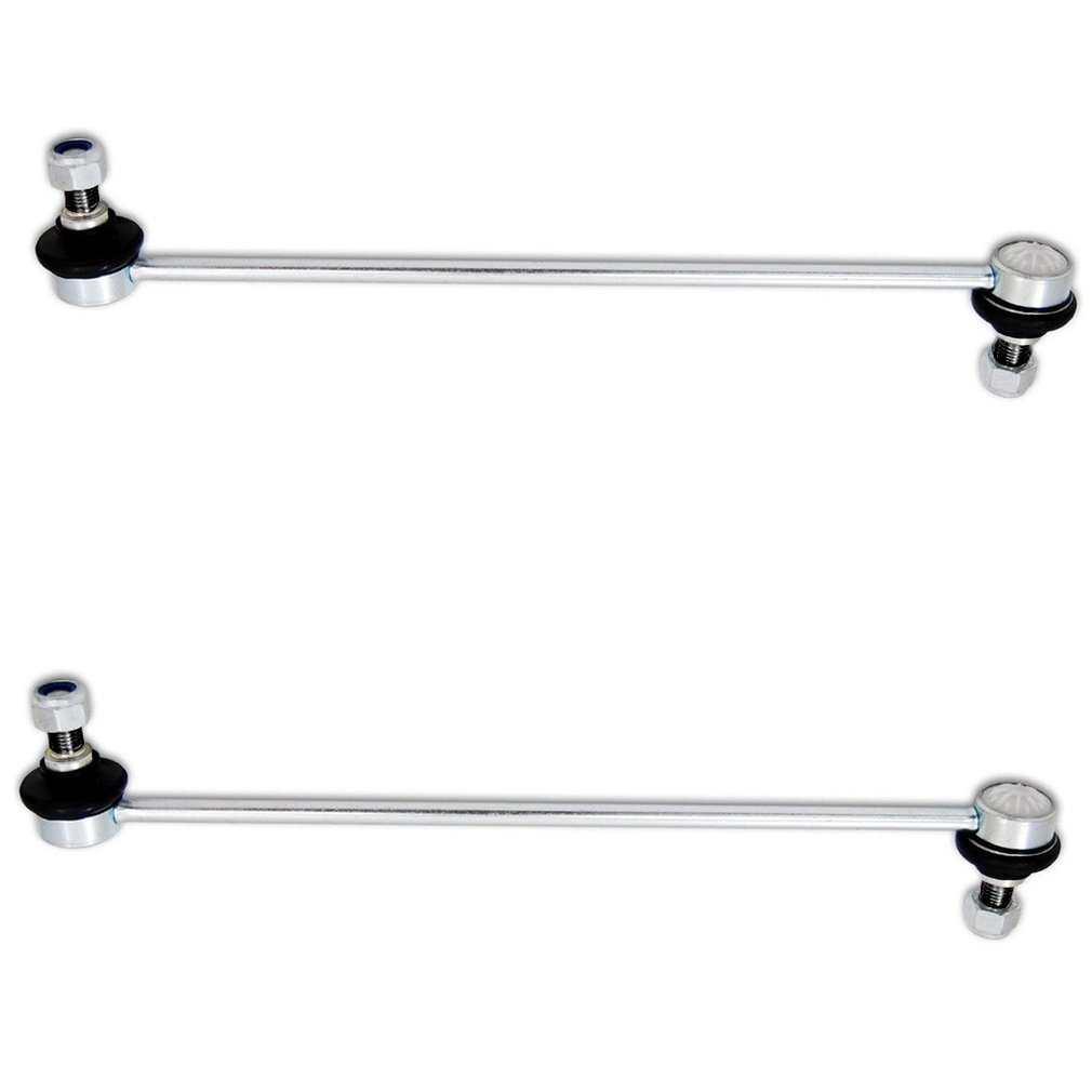 A Pair Balance Bar  Mk2 Mk3 Front Left & Right Stabiliser Anti Roll Bar Drop Links With Lock Nuts
