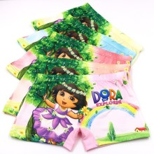 3 3d Ice And Snow Underwear Girls Cartoon Boys Babies Encourage