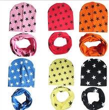 2pcs!!High Quality Cotton Toddler Kid Girls Boys Baby Infant Winter Warm Crochet Knit Hat Beanie Scarf Set