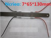Cheap IPL Xenon Lamp 7*65*130mm and ipl filter 750nm Use in IPL or E light/SHR/ Beauty machine