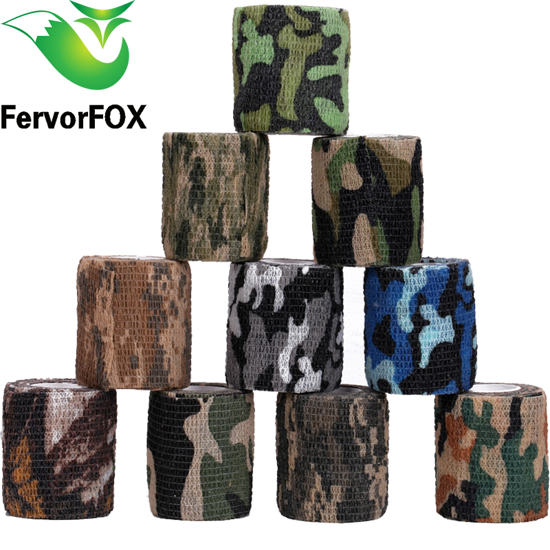 Stealth-Tape Shooting-Tool Durable-Accessories Army Camouflage New-Arrival Wrap Outdoor