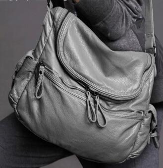 Hot Brand Naci Women Handbag Tide Europe America Messenger Bags England Soft Leather Shoulder Genuine Bag In From