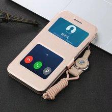 аккумулятор для телефона ibatt bn31 для xiaomi mi 5x mde6 5x For Xiaomi Mi A1 Case on Cover Mi 5X Flip Leather Stand Cases For Funda Xiaomi Mi 5X Mi A1 Bags Cover With lanyard