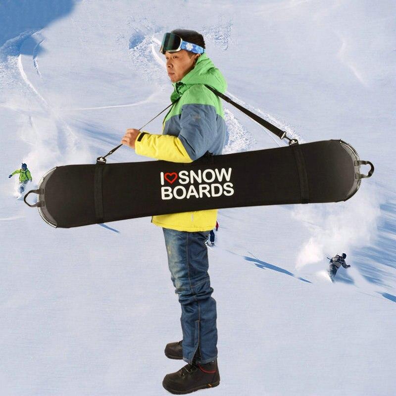 2019 nouveaux sacs de Ski 120 cm 135 cm 145 cm 155 cm sac de Snowboard adultes sac à dos de Ski sac à bandoulière unique - 3