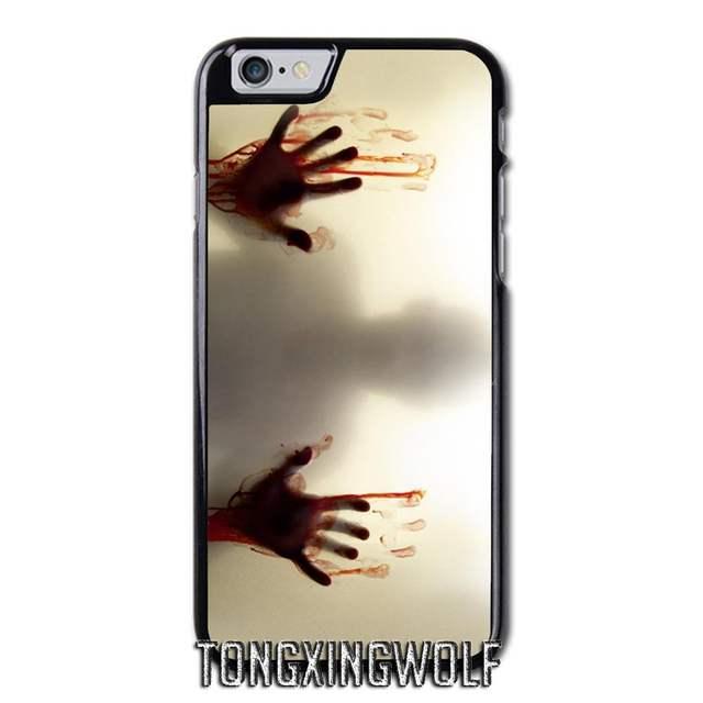 FUNDA THE WALKING DEAD IPHONE 4/4S - NUEVA de segunda mano por 4