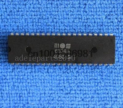 5pcs MOS 6526A 6526 DIP 40-in Integrated Circuits from