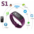 Originl S1 Bluetooth Smart Band Wristband Heart Rate Smart Bracelet IP67 Waterproof Swim Smartband Bracelet For Android IOS