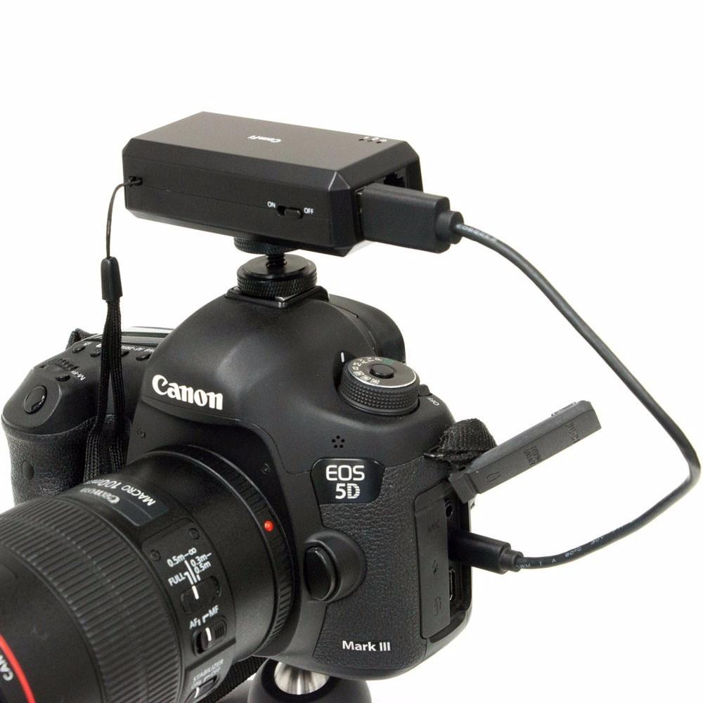Upggraded CamFi CF102 Wireless Controller Wifi DSLR Camera