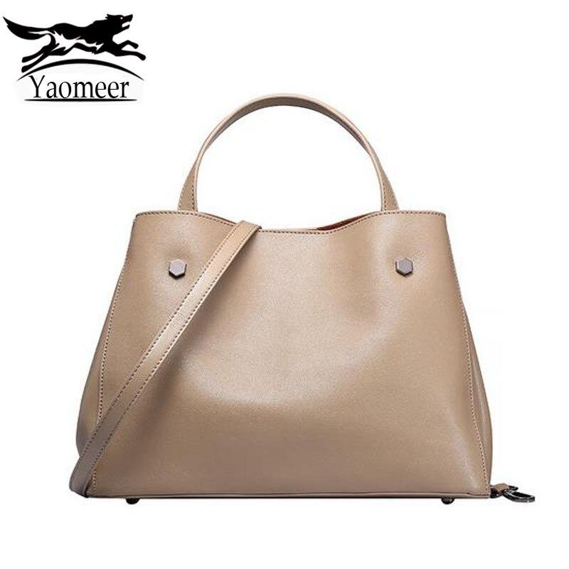 Luxury 100% Genuine Leather Bags Female Designer Handbags Fashion Soft Cow Shoulder Crossbody Bags Women Messenger Bag Famous ultimate sticker books dog