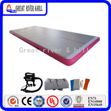 8x15m inflatable gym mat for gym gymnastic mats for tumble mat