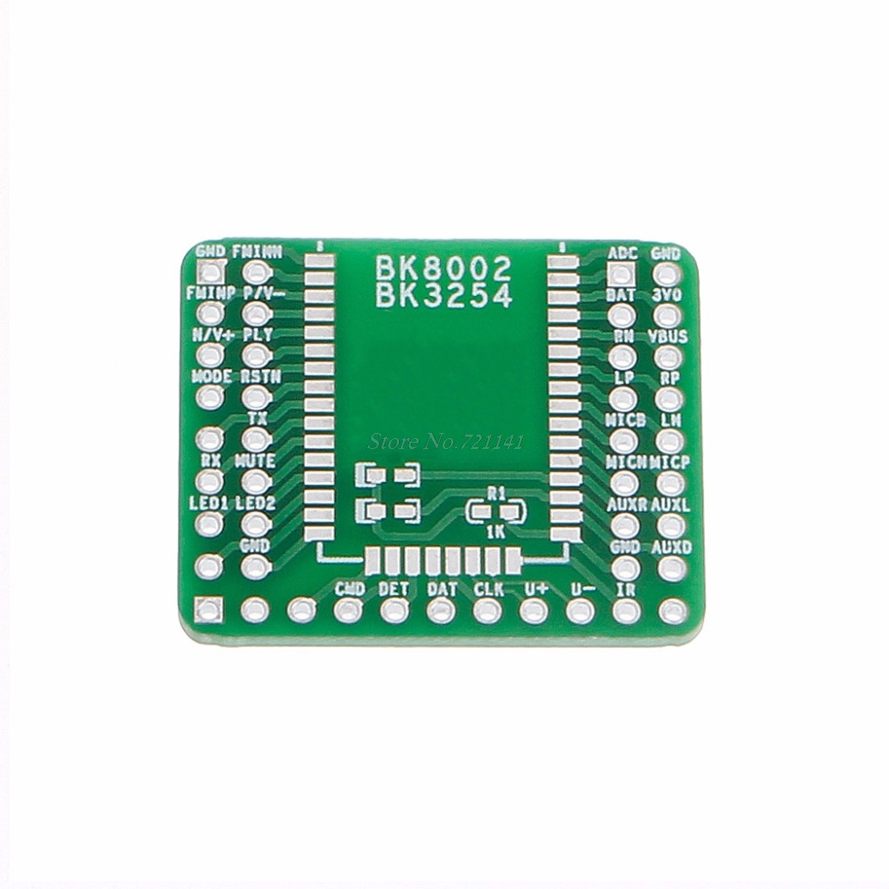 <font><b>BK8000L</b></font> Bluetooth Audio Transmission Expansion Board 2x1.5cm Expansion Board Integrated Circuits image