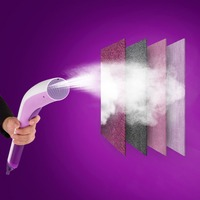 Portable Handheld Garment Steamer Electric Clothes Cleaning Steam Home Travel