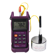 Buy Digital Portable Hardness Tester LCD Brinell Rockwell B & C Vicker and Shore Automatic Conversions ASTM A956 Hardness Tester
