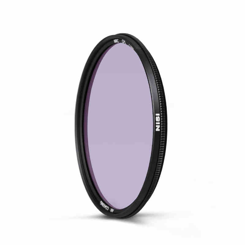 NISI 46 49 52 55 58 62 67 72 77 82 mm L365 Waterproof Ultrathin Multi Coating Oil Resistance WRC CPL Lens Filter for Dslr Camera пленка защитная hama для nokia lumia 620 2шт салфетка h 102032