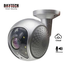 DAYTECH 1080P Home Security CCTV Camera WiFi Wireless IP 2MP Cloud Waterproof IP65 Two Way Audio IR Night Vision