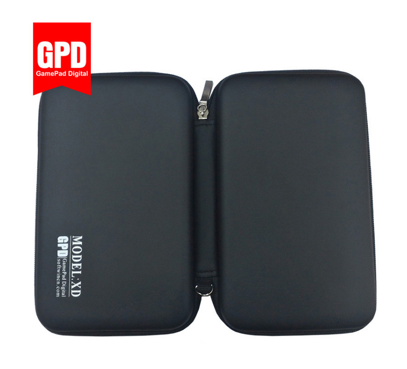 GPD Hard Travel Carry Case Cover Bag Pouch Sleeve Compatible For GPD XD Game Console New 3DS XL LL PS Vita (Black)