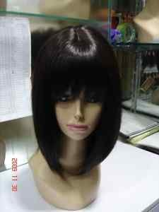 NEW vogue super lady's short hair wig accessories