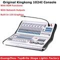 Kingkong KK-1024i профессиональный DMX контроллер 1024 DMX каналы встроенный 135 графика сценическое освещение DMX512 консольное оборудование