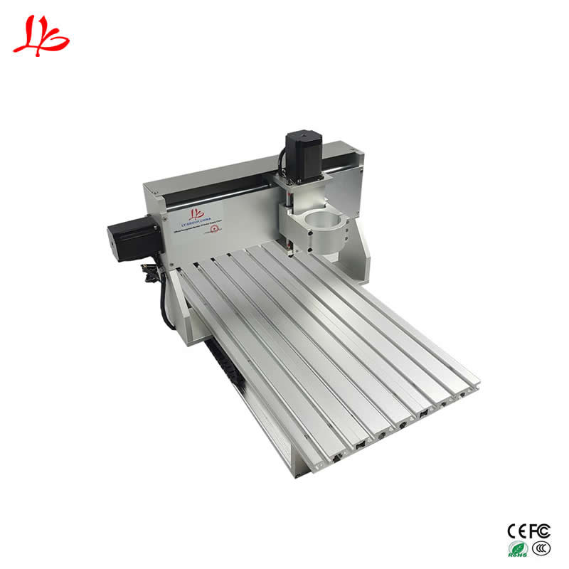 DIY cnc engraving machine 3040 wood router ball screw milling lathe frame new arrival 5 axis cnc machine pillar cnc 3040 engraving machine ball screw table column type woodworking cnc router lathe