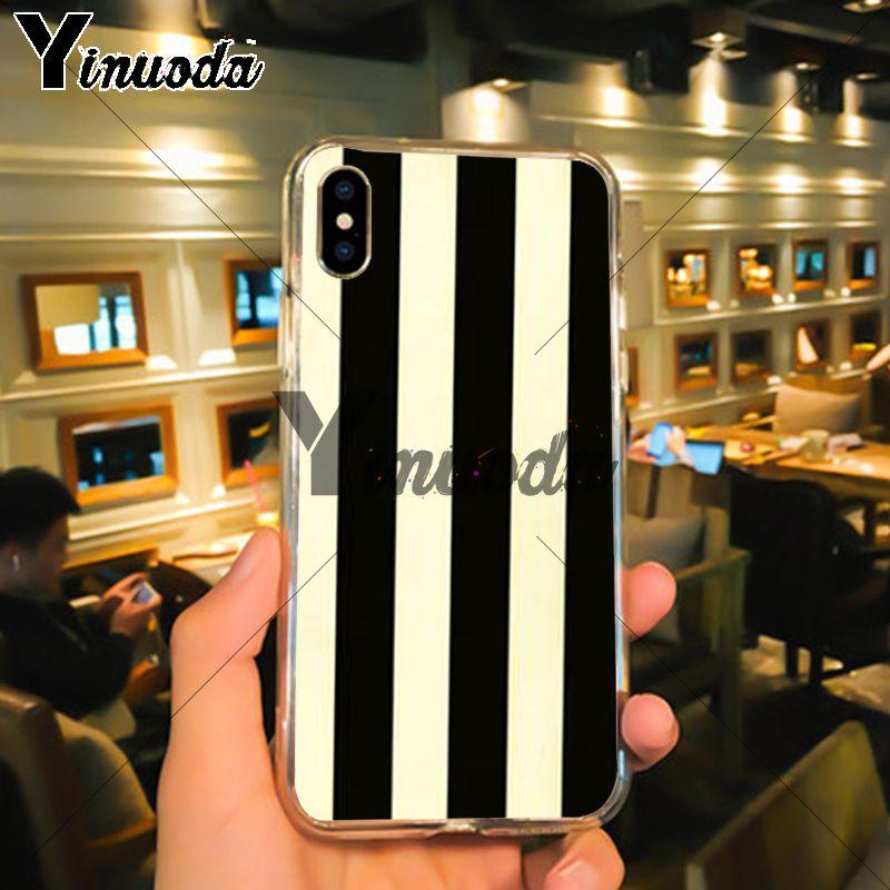 Black White Stripes Gold Love (8)