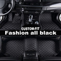 Car floor mat fit Land Rover Discovery 3 4 Range Rover n Sport Evoque Freelander  MG 3 5 6 7 3SW 5D car-styling
