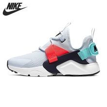 Original New Arrival NIKE AIR HUARACHE CITY LOW Women's Running Shoes Sneakers