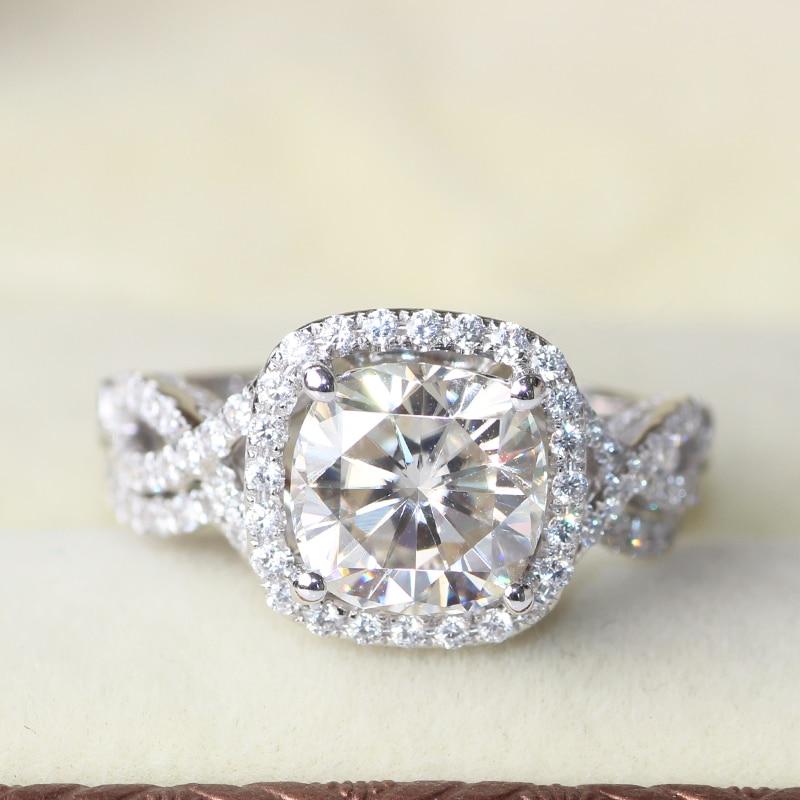 compare on 3 carat diamonds online ping low las claddagh enement wedding ring - 3 Carat Wedding Ring