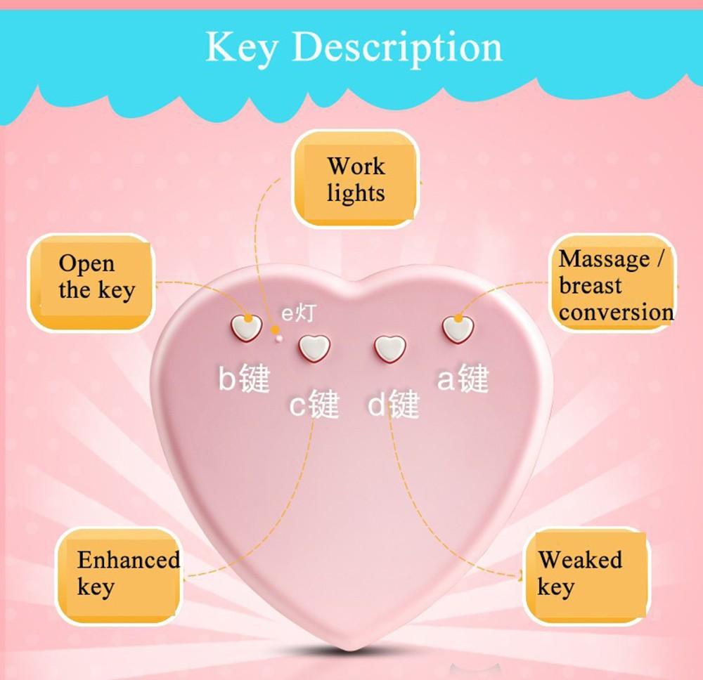 Electric-Breast-Pump-Milk-Automatic-Baby-Products-Milk-Sucking-Breastpump-Starter-Advanced-Pink-Postpartum-Breast-Feeding-Breast-Milk-T0101 (3)