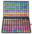 El envío libre Favorables 168 A Todo Color Del Maquillaje Cosmético Sombra de Ojos Paleta de Sombra de Ojos 2 Capas