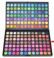 Free shipping Pro 168 Full Color Makeup Cosmetic Eyeshadow Palette Eye Shadow 2 Layer