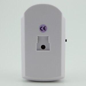 Image 4 - Miễn phí Vận Chuyển! bán buôn 10/20/50/100 CÁI Không Dây PIR Cảm Biến 433 MHz 1527 PIR Chuyển Động cảm biến Detector Đối Với gsm Home Báo Động An Ninh