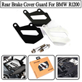 De Alumínio da motocicleta Rear Brake Caliper Capa Guard Para BMW R1200GS 2013-2016, aventura 2014-2016, R1200R 2015 + R1200RS/RT 14-16