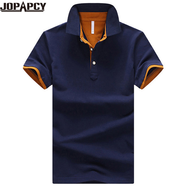 Fashion Men's Brand Polo Shirt For Men Polos Men Cotton Short Sleeve Polo Tee Shirts Jerseys Clothes MXC0224