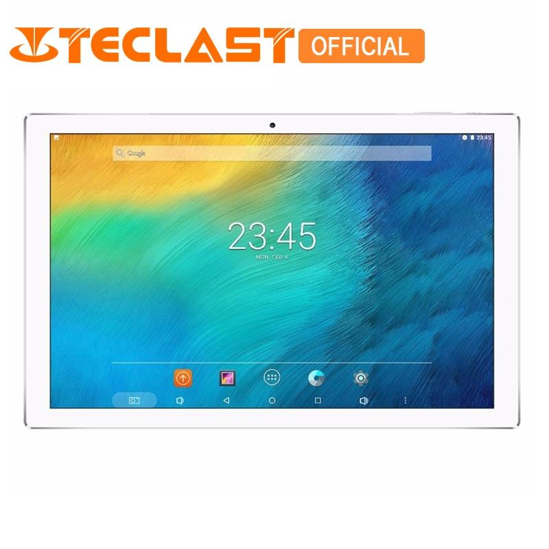 "Teclast P10 Tablet PC Новый HDMI 1 Android 7.1.2 RK 3368-H Восьмиядерный 64 бит 2 ГБ + 32 ГБ 0,1 ""1920*1200 Dual Камера двойной WI-FI OTG"