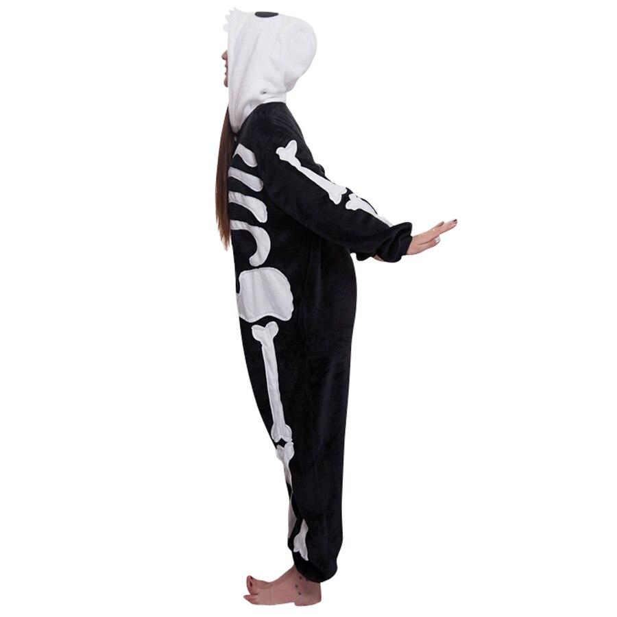 Helovinas Cosplay kostiumas suaugusiųjų gotikos skeletui Kaukolė - Karnavaliniai kostiumai - Nuotrauka 4
